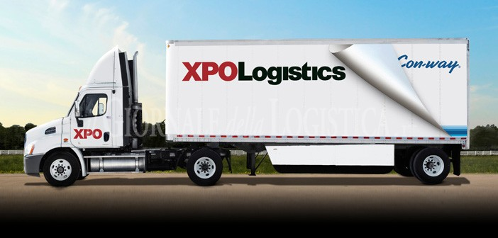 XPO acquisisce Con-Way