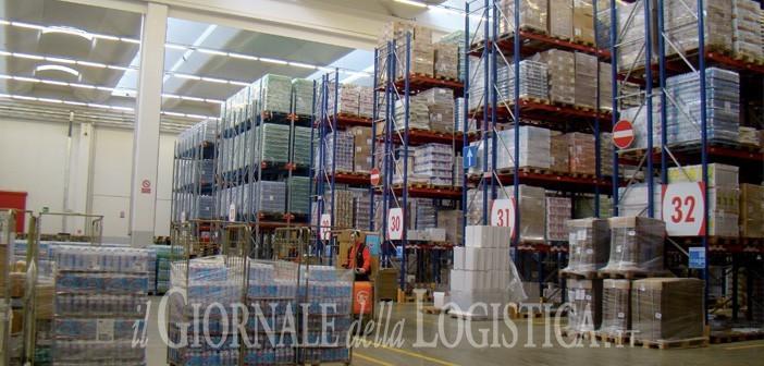 Presso il magazzino CAMST di Bologna è stato installato un sistema basato su tecnologia Rfid e relative etichette tag per un controllo puntuale delle Unità di Carico e dei colli in entrata/uscita