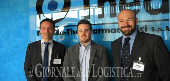 Marco Ghiozzi, Jungheinrich Italiana, Stefano Palandri, Farmila Théa Farmaceutici, Alessandro Rindi, Jungheinirch Italiana