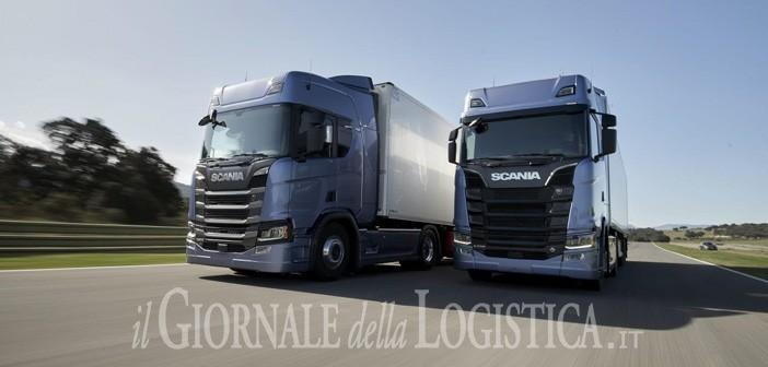 La nuova generazione di veicoli Scania nasce da dieci anni di attività di sviluppo