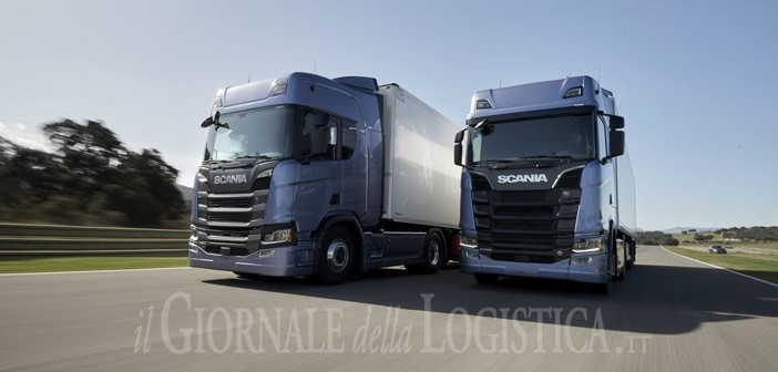 Trasporto pesante: è giunta l'ora della Next Generation di Scania