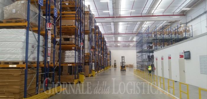 Mondo Convenienza Apre A Riano Il Nuovo Polo Logistico