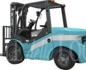 Affidabili e funzionali arrivano i nuovi carrelli elevatori diesel KB 40-50 di Baoli