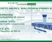 Malpensa primo aeroporto in Italia per l' air cargo