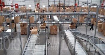 Il magazzino automatico di Velilla Confección evolve e cresce grazie a Dematic