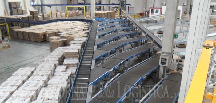 Il magazzino di OVS di Pontenure gestito da XPO Logistics Italy: dalla logica all'automazione