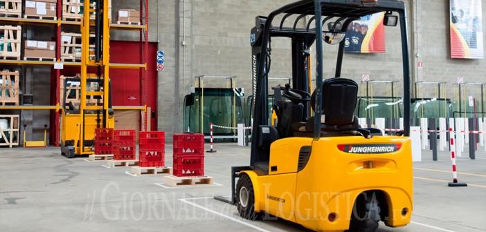 Belron Forklift Gran Prix: appuntamento il 27 maggio a Origgio