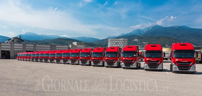 Arcese rafforza la propria flotta con nuovi camion di ultima generazione f90c0c7ec6af