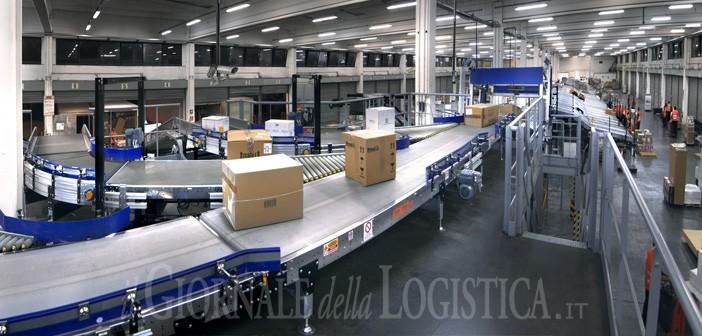 Impianti di movimentazione e smistamento: quando la logistica è intelligente