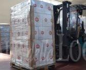 Riseria Invernizzi ha scelto i carrelli Baoli per la movimentazione all'interno del sito di Novara