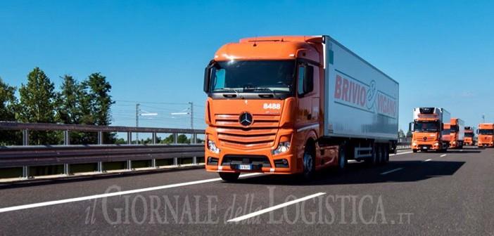 Brivio & Viganò – Bridgestone: avviato il progetto di allineamento assali