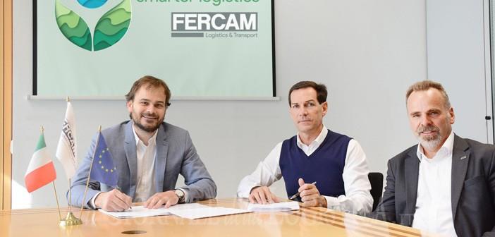 Fercam acquista nuovi automezzi LNG IVECO: saranno impiegati sull'asse del Brennero