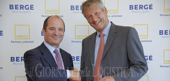 Joint venture GEFCO Bergé: un'alleanza per guidare il mercato della logistica dei veicoli finiti in Spagna