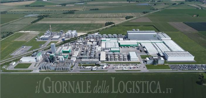 Il magazzino del mese di Unigrà a Conselice: logistica ad alta velocità