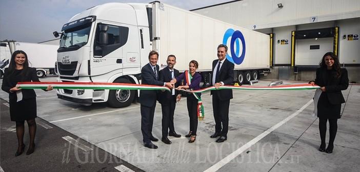 Inaugurata la nuova piattaforma STEF di Bologna: 5.000 mq per la logistica del fresco