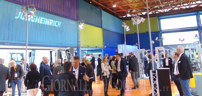 Digitalizzazione, connessione, ergonomia ed efficienza: le proposte di Jungheinrich per il prossimo Logimat