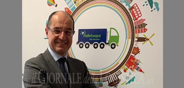 Massimiliano Peres nuovo managing director di Palletways Italia