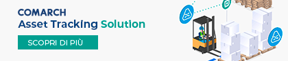 COMARCH – Header banner dal 13 maggio al 13 giugno 2019
