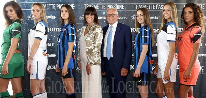 Automha scende in campo con Atalanta Calcio: rinnovata la sponsorship