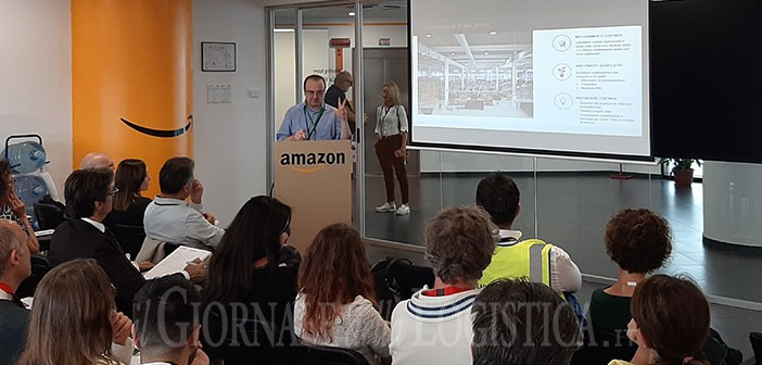 Logistica: più addetti e meno infortuni. Amazon ospita il convegno AiFOS sulla sicurezza