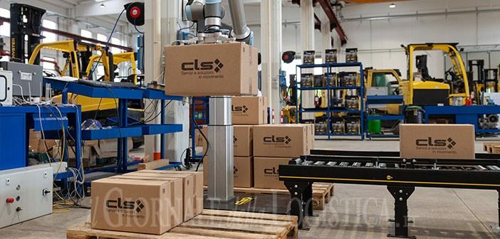CLS imation: servizi e soluzioni in movimento tra Automazione e Industry 4.0