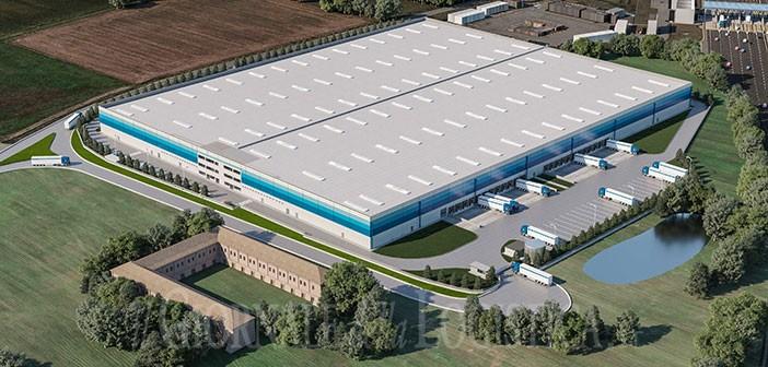 A Mesero (MI) la nuova piattaforma logistica progettata e costruita da GSE Italia per conto di Carlyle Real Estate