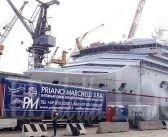 Il Magazzino del Mese di Priano Marchelli a Genova: prima che la nave salpi