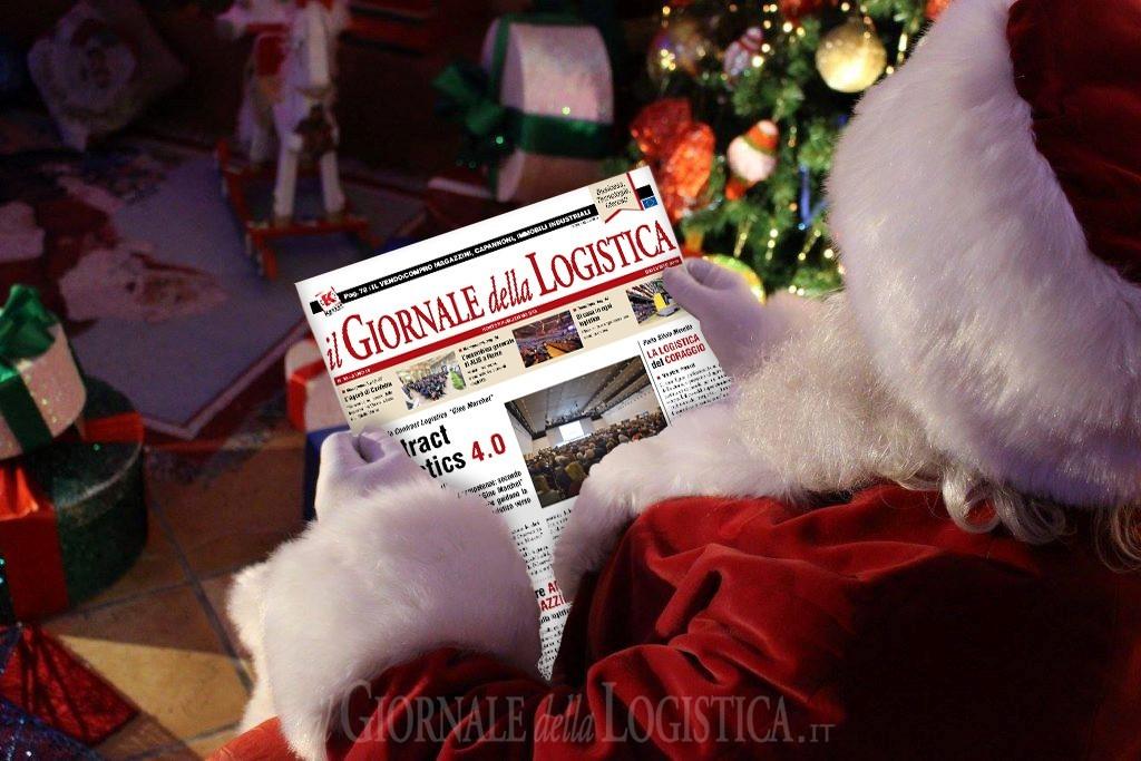 Auguri Di Buon Natale Felice Anno Nuovo.Auguri Di Buon Natale E Felice Anno Nuovo Il Giornale Delle Logistica