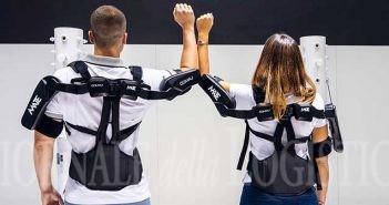 La tecnologia ci mette i muscoli: nuovo esoscheletro per una logistica 4.0