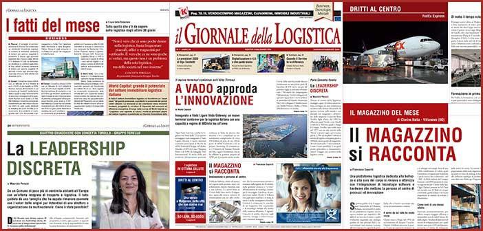 Il Giornale della Logistica di Gennaio-Febbraio 2020: sfoglia l'anteprima