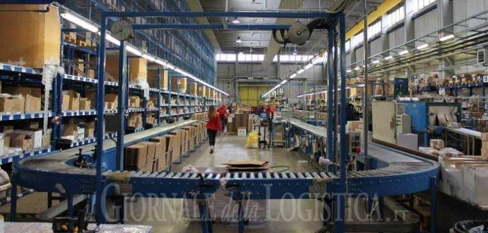 Il Magazzino del Mese di Clarins Italia a Villanova (BO): il magazzino si racconta