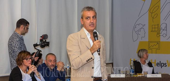 L'uomo al centro. Intervista a Marco Covarelli di ManHandWork