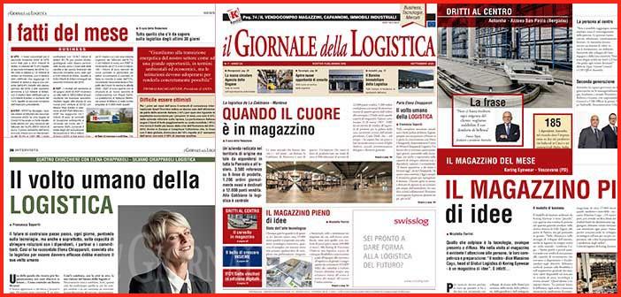 Il Giornale della Logistica di Settembre 2020: sfoglia l'anteprima