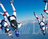Logistica e adrenalina: LCS sponsor del team di paracadutismo sportivo Fun Buddies