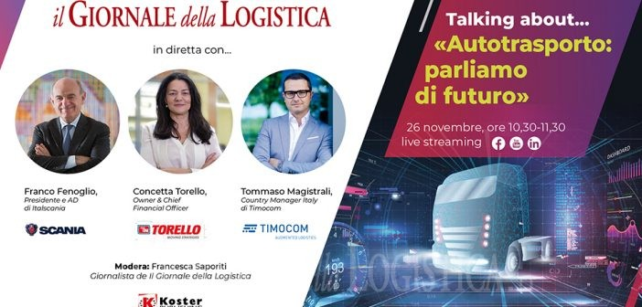 Talking about… Autotrasporto: parliamo di futuro