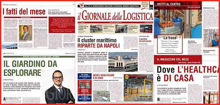 Il Giornale della Logistica di Novembre 2020: sfoglia l'anteprima