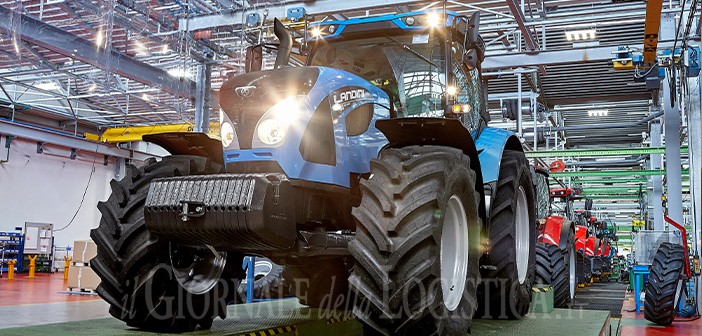 Replica Sistemi e Argo Tractors: una lunga strada percorsa insieme