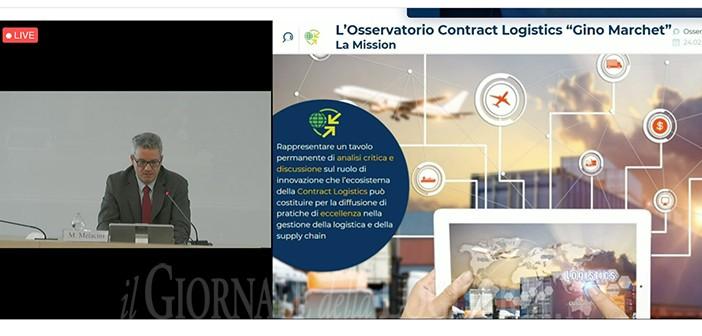 """Immobili logistici: i risultati dell'indagine dell'Osservatorio Contract Logistics """"Gino Marchet"""""""