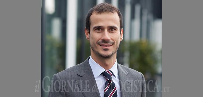 Andrea Amoretti è il nuovo Managing Director Italy di P3 Logistic Parks