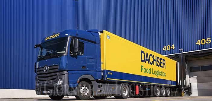 A Massalengo la nuova sede DACHSER Food Logistics per l'area di Milano