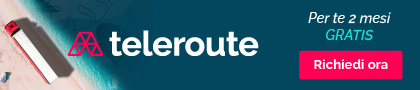 TELEROUTE – header banner dal 15 giugno al 15 agosto 2021