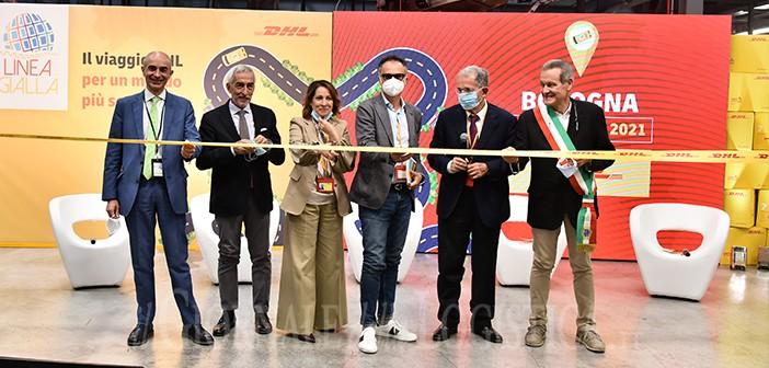 DHL Express Italy ha inaugurato il nuovo impianto logistico all'Aeroporto di Bologna