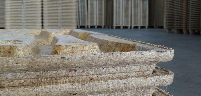 Presspall, il pallet riciclato di Corno Pallets amico dell'economia circolare